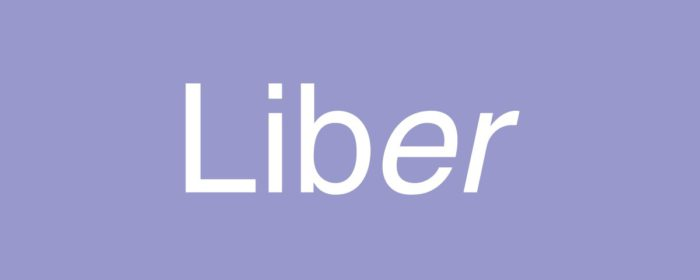 Introducing: Liber