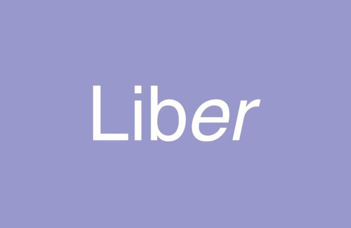 Introducing: Liber