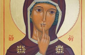Onze Lieve Vrouw van de Stilte