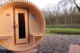 Een sauna voor ZeeVELD